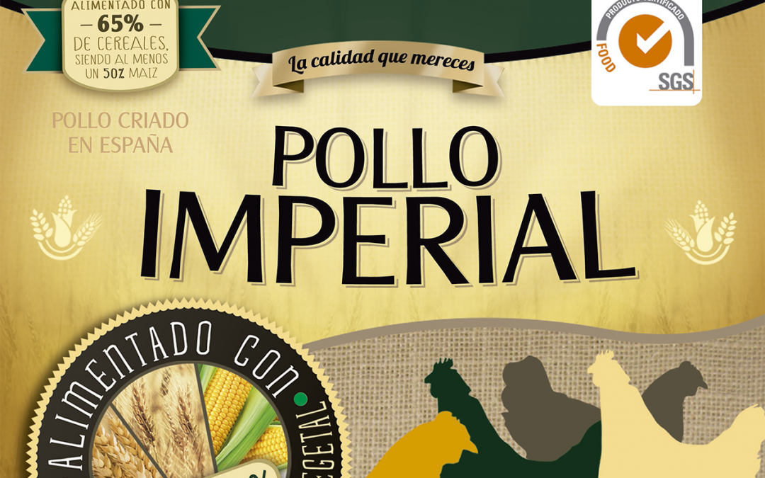 NUTRAVE presenta su nueva apuesta por la calidad: el Pollo Imperial
