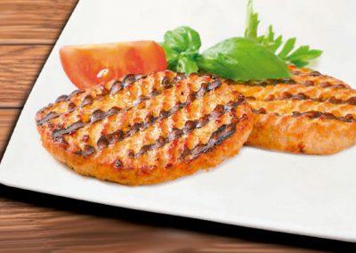 Hamburguesa Meat de Pollo