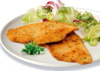 Filete Pollo Nutrave Empanado