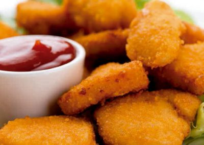 Nuggets Pollo Empanados