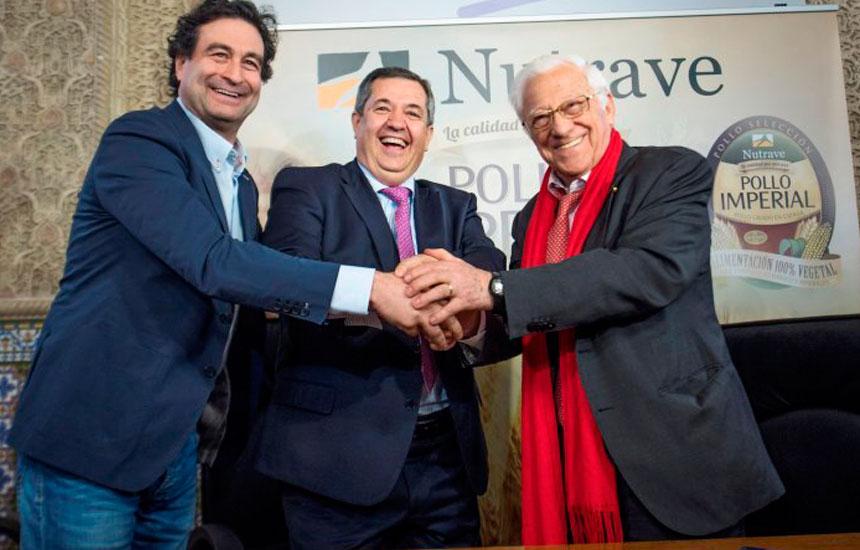 """Nutrave, con Pepe Rodríguez y Mensajeros de la Paz, presenta su nueva acción """"Con Nutrave Ganamos Todos"""""""