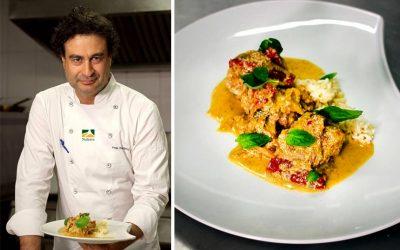 Pollo Nutrave al curry