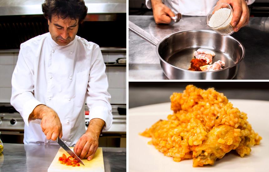 Arroz con alitas de pollo Nutrave | Pepe Rodríguez