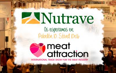 Nutrave estará en Meat Attraction 2019 como empresa líder en el sector avícola