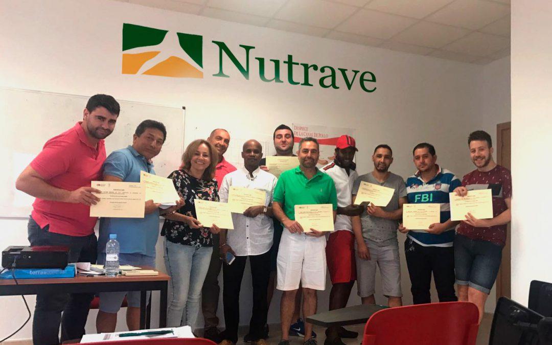 Curso Halal para empleados de Nutrave