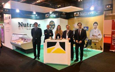 NUTRAVE en la primera edición de Meat Attraction 2017