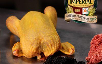 Nutrave impulsa las ventas de su Pollo Imperial