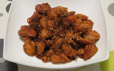 Nutrave chicken breast with soy sauce