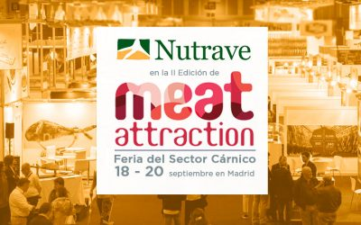 Nutrave participará en Meat Attraction 2018