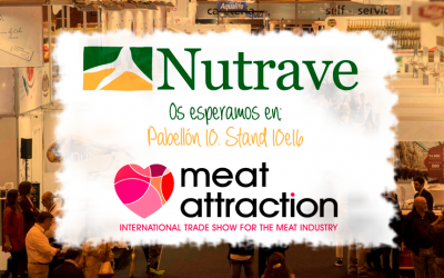 Nutrave estará en Meat Attraction 2019 como empresa líder en el sector avícola