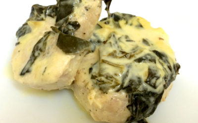 Pechugas de pollo Nutrave a la crema de limón