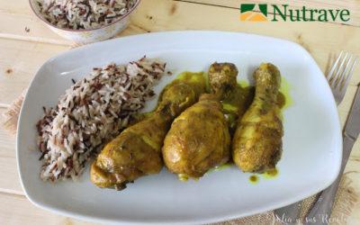 Muslitos de pollo Nutrave al estilo tandoori