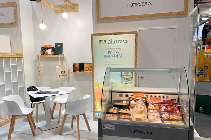 Nutrave vuelve al Salón Gourmets con su gama de Pollo Imperial